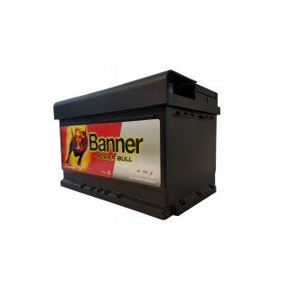 AKUMULATOR BANNER POWER BULL 12V 72AH 660A