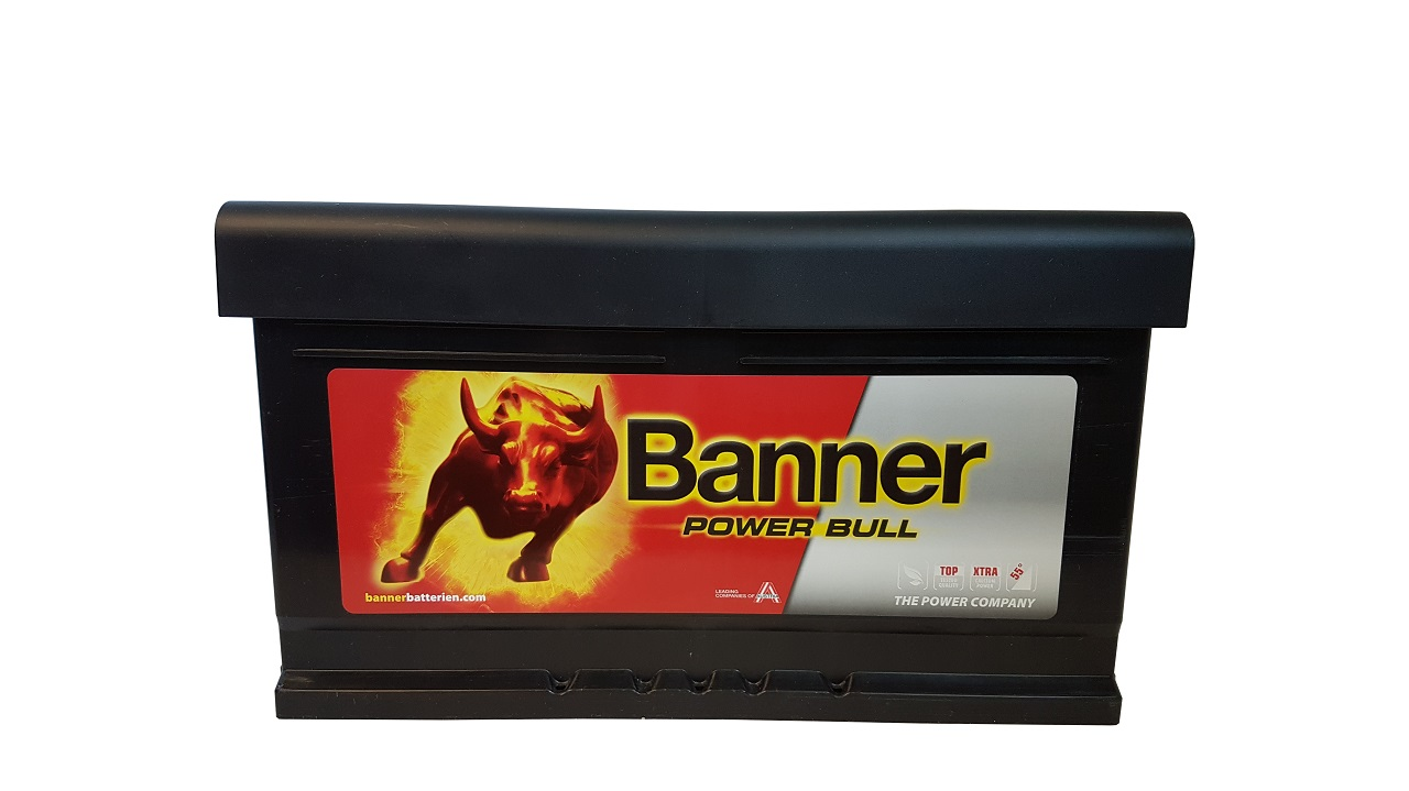 AKUMULATOR BANNER POWER BULL 12V 80AH 700A