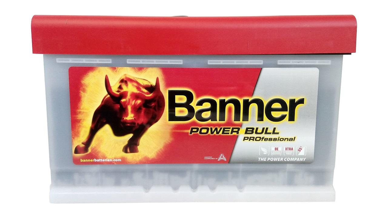 akumulator banner power bull professional 12v 84ah 720a. Black Bedroom Furniture Sets. Home Design Ideas