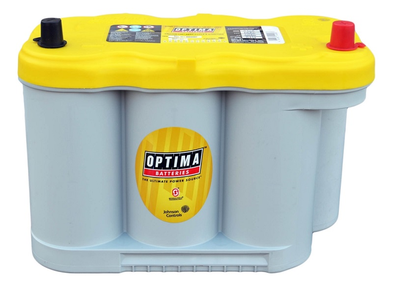 AKUMULATOR OPTIMA YELLOW TOP 12V 66Ah 845A AGM YT R 5.0