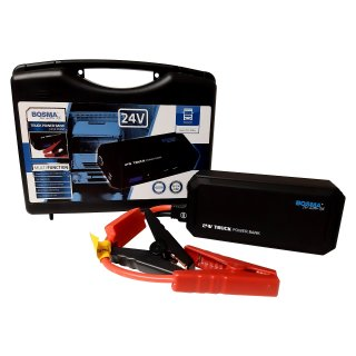 BOSMA TRUCK POWER BANK JUMP STARTER 24V 600A 18AH